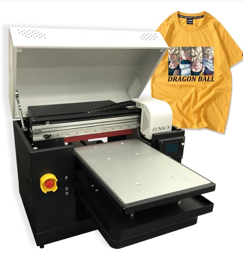 T-shirt/DTG printing machine