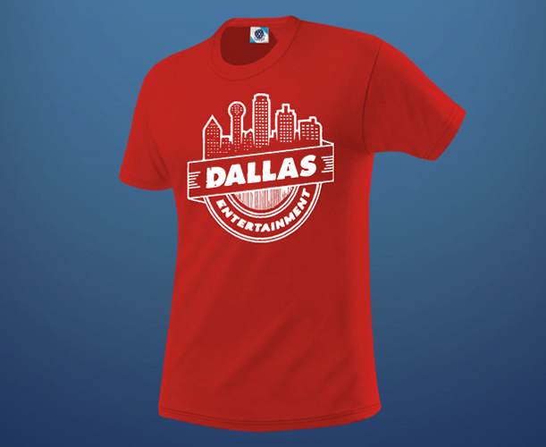 Dallas Logo t-shirt